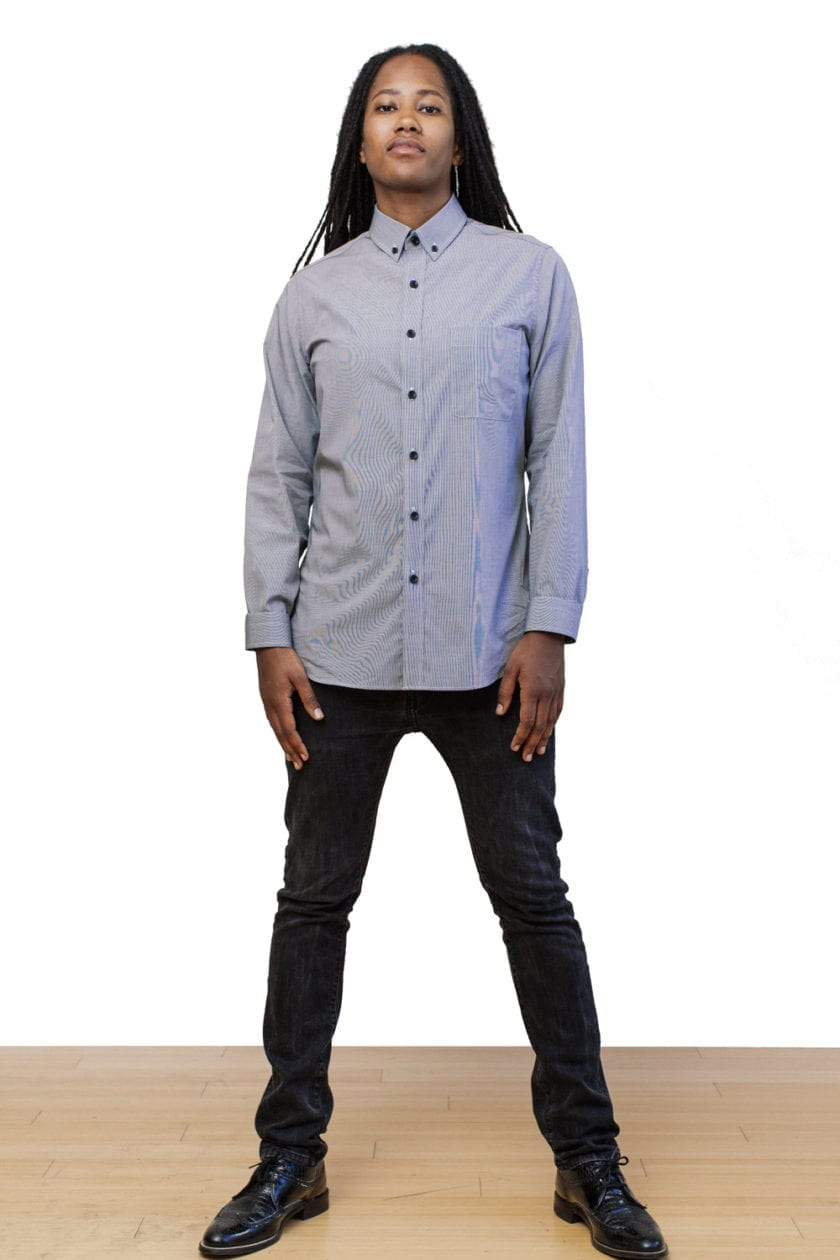 stylish dress shirt