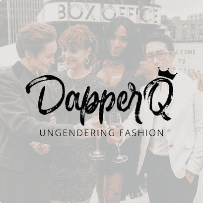 2019 Dapper Q holiday article