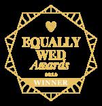 Equally Wed Award Winner 2020