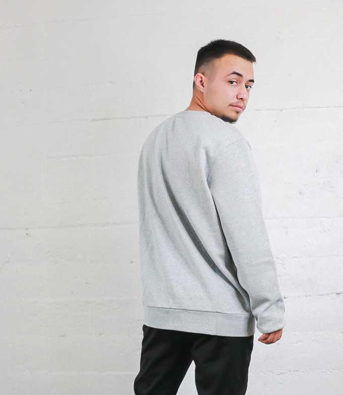 Sharpe Suiting grey vintage comfy sweatshirt