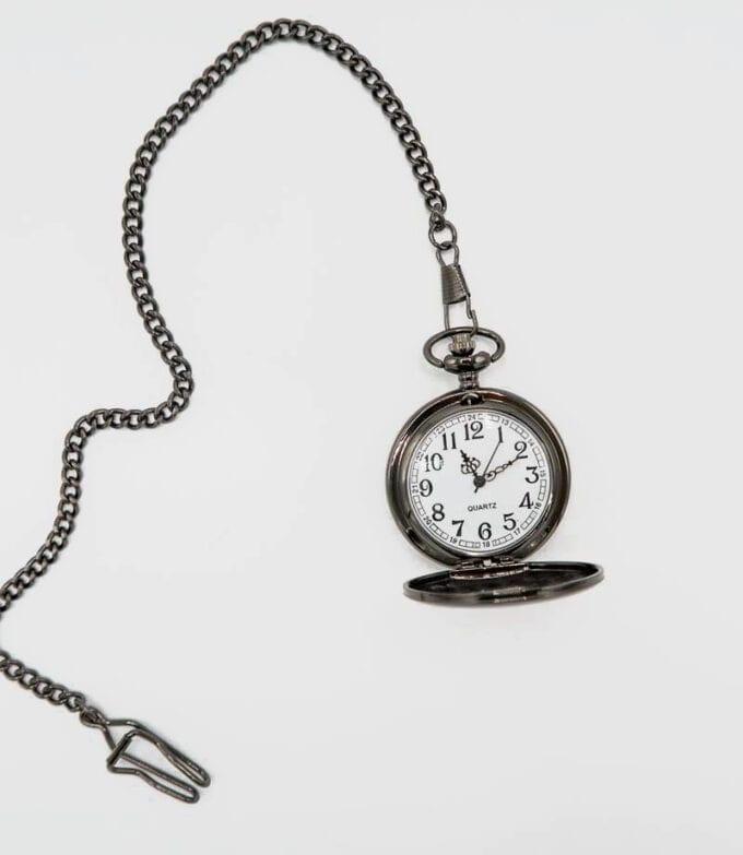 Sharpe Logo Pocketwatch