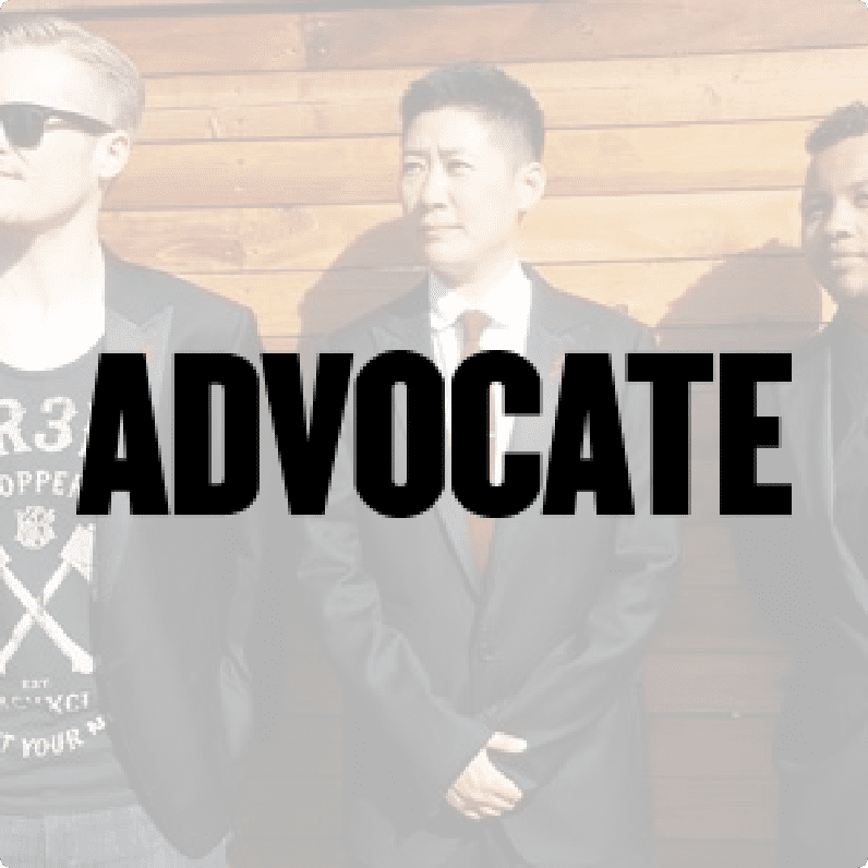 Sharpe Suiting Advocate feature thumbnail