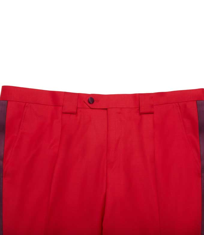 Varsity Baseball Hits the Boardroom Trousers Details
