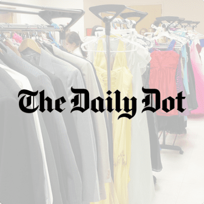 Daily Dot press feature on Sharpe Suiting