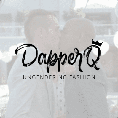 Press feature on Dapper Q