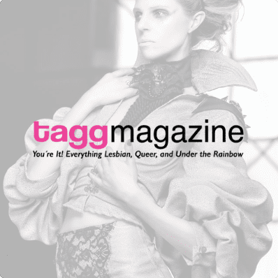 Press feature on Tagg Magazine